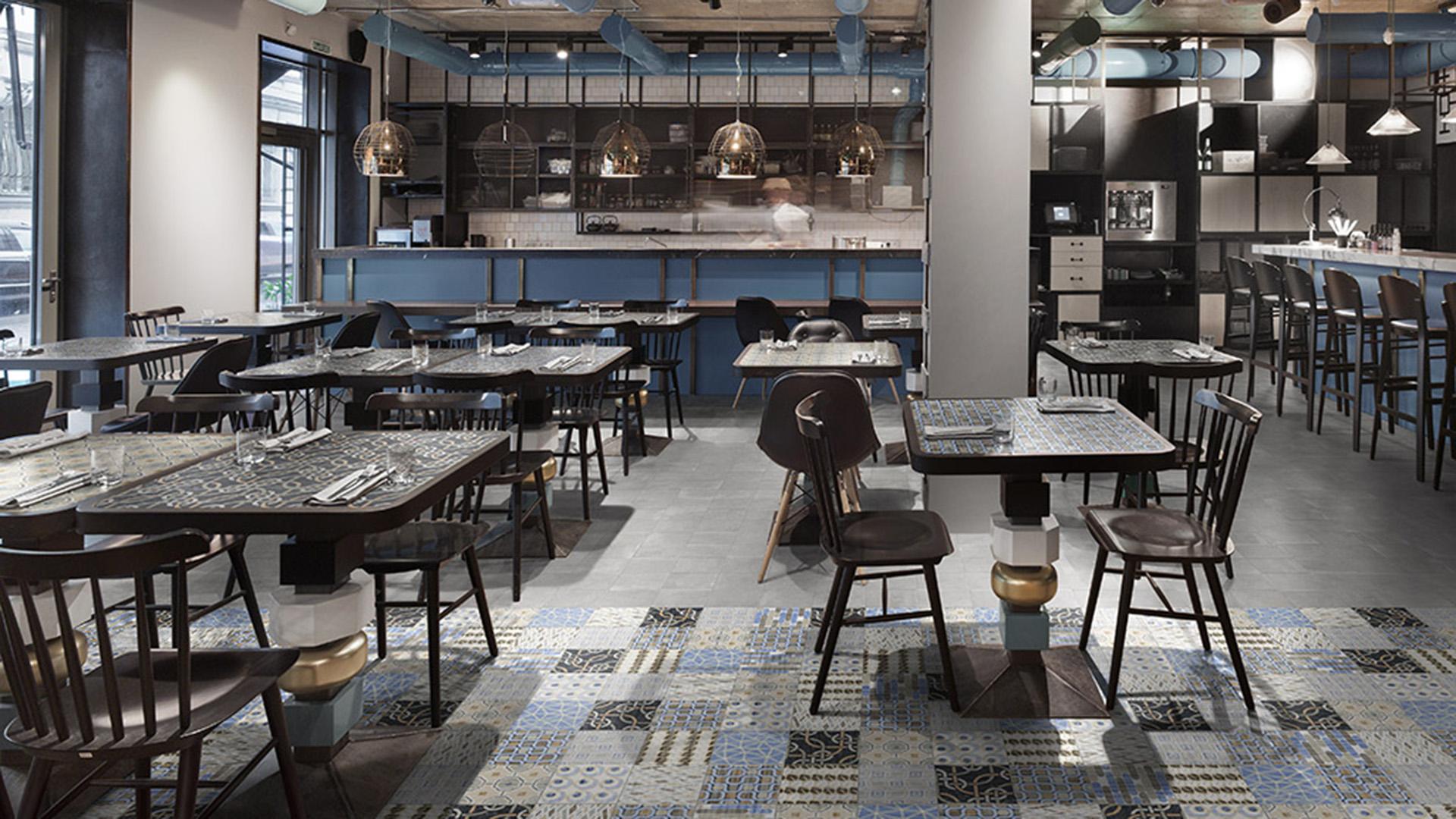 Pavimento-in-gres_Ceramica-Fioranese_Cementine_Evo-Mix_Evoke-Grey-20x20